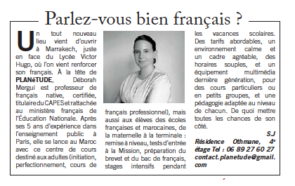 Article La Tribune